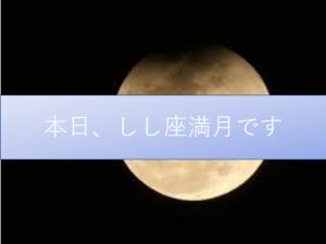 しし座満月
