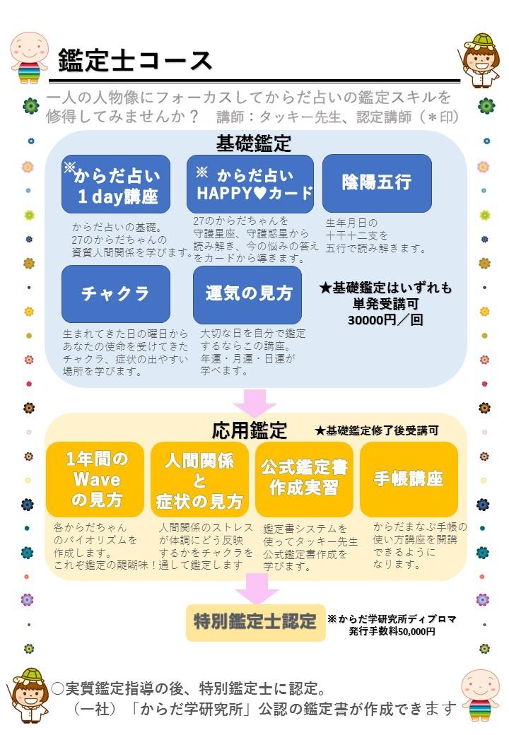 講座案内0415 (鑑定士コース)