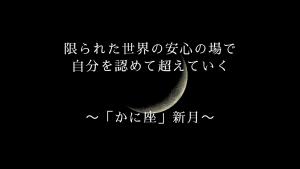 かに座新月